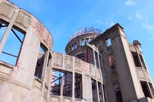 原爆ドームの写真素材 [FYI00412990]