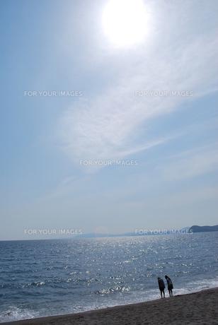 千々石海岸の写真素材 [FYI00413073]