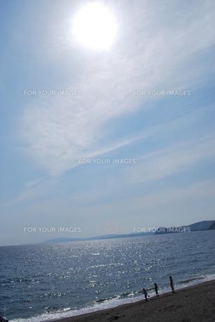 千々石海岸の写真素材 [FYI00413075]