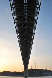 関門橋の写真素材 [FYI00413090]