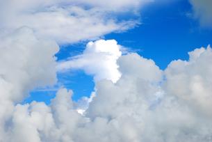 夏雲の写真素材 [FYI00413164]