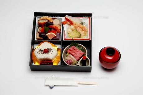 おせち料理の写真素材 [FYI00413217]