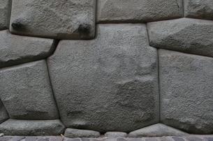 12角の石の写真素材 [FYI00413265]