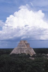魔法のピラミッドの写真素材 [FYI00413420]