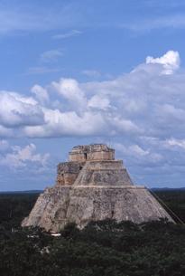 魔法のピラミッドの写真素材 [FYI00413440]