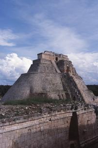 魔法のピラミッドの写真素材 [FYI00413444]