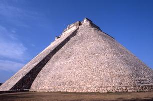 魔法のピラミッドの写真素材 [FYI00413450]