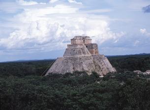 魔法のピラミッドの写真素材 [FYI00413458]