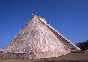 魔法のピラミッドの写真素材 [FYI00413466]