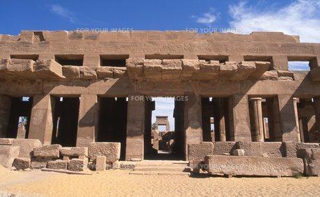 かるナック神殿の写真素材 [FYI00413497]