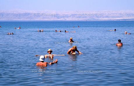 死海の写真素材 [FYI00413561]