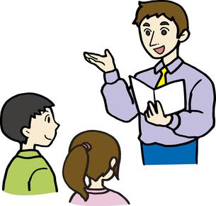 英会話教室の写真素材 [FYI00413912]