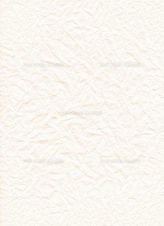 クシャクシャの紙の写真素材 [FYI00413919]