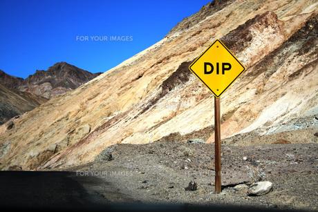 DIP 交通標識 アメリカの素材 [FYI00414200]