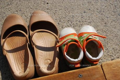 靴の素材 [FYI00414322]