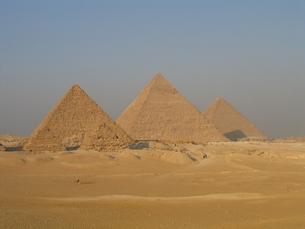 ピラミッドの写真素材 [FYI00414448]