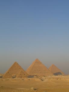 ピラミッドの写真素材 [FYI00414452]