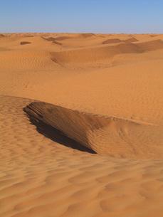 サハラ砂漠の写真素材 [FYI00414461]