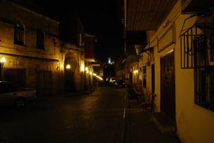 バクー旧市街の写真素材 [FYI00414613]