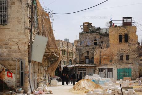パレスチナのある街の素材 [FYI00414639]