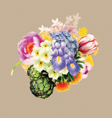 花束の写真素材 [FYI00414658]
