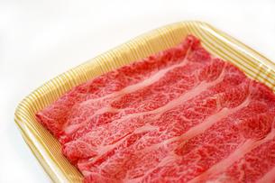 牛肉の写真素材 [FYI00415059]
