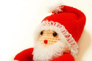 サンタクロースの人形の写真素材 [FYI00415120]