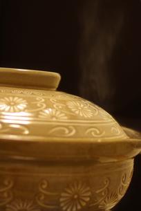 土鍋の写真素材 [FYI00415178]