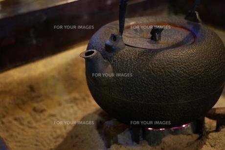 囲炉裏の素材 [FYI00415181]