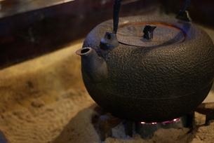 囲炉裏の写真素材 [FYI00415181]