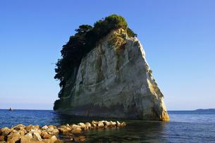 見附島の写真素材 [FYI00415197]
