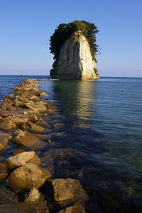 見附島の写真素材 [FYI00415208]