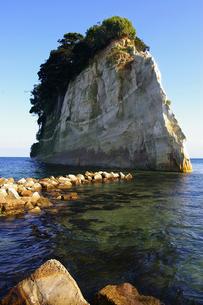 見附島の写真素材 [FYI00415209]
