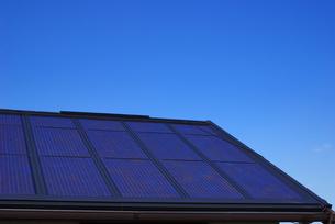 太陽光発電の写真素材 [FYI00415296]
