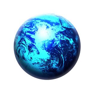 地球の写真素材 [FYI00415769]