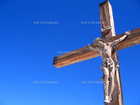 十字架の素材 [FYI00415842]