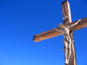 十字架の写真素材 [FYI00415842]