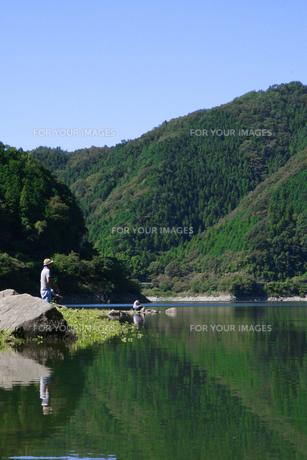 Awesome Lakeの写真素材 [FYI00415856]