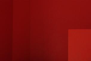 赤い壁の写真素材 [FYI00415948]