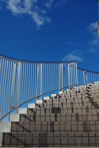らせん階段の写真素材 [FYI00415975]