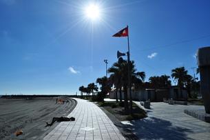 Fine beachの写真素材 [FYI00416154]