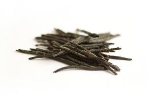 苦丁茶(カオバン茶)の茶葉の写真素材 [FYI00416186]