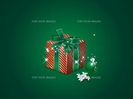 クリスマスプレゼントの写真素材 [FYI00416217]
