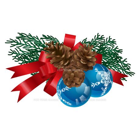 クリスマスの飾りの写真素材 [FYI00416220]
