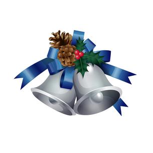 クリスマスベルの写真素材 [FYI00416222]