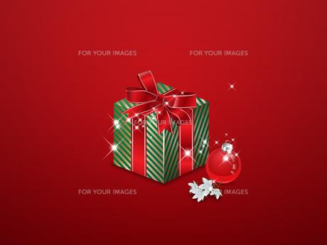 クリスマスプレゼントの写真素材 [FYI00416224]