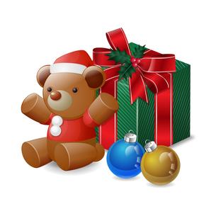 クリスマスプレゼントの写真素材 [FYI00416226]