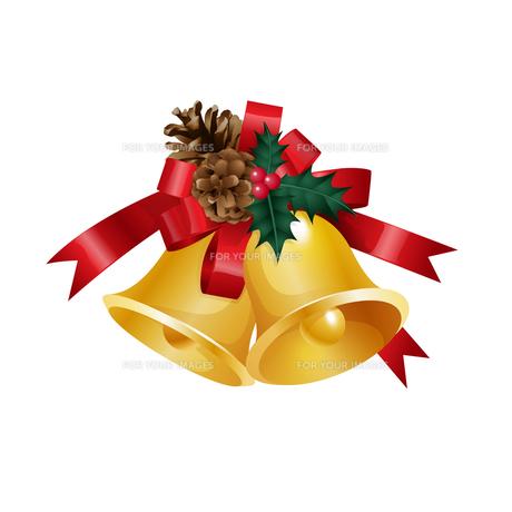 クリスマスベルの写真素材 [FYI00416229]