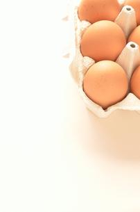 卵パック(縦)の写真素材 [FYI00416341]