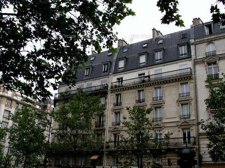 パリの街並みの写真素材 [FYI00416793]